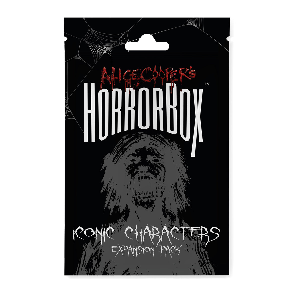 HorrorBox ™ - Iconic Characters Expansion Pack
