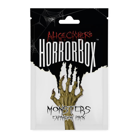 HorrorBox™ - Monsters Expansion Pack