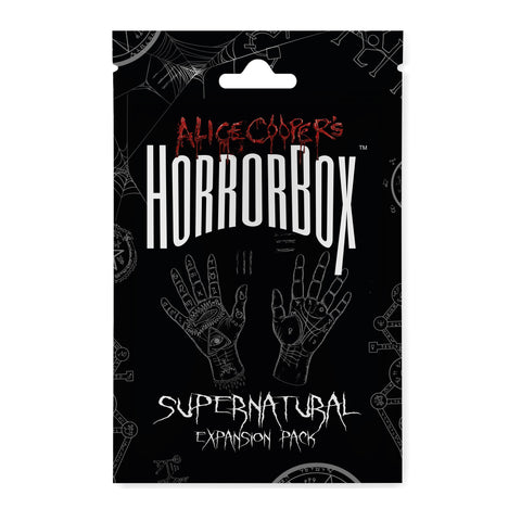 HorrorBox ™ - Supernatural Expansion Pack