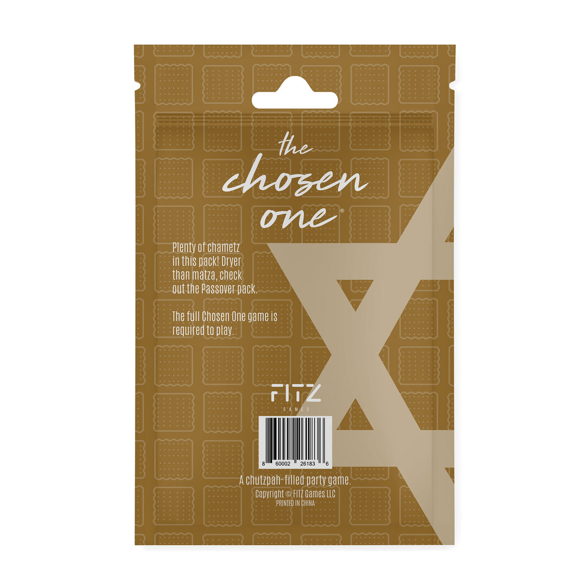 The Chosen One® - Passover