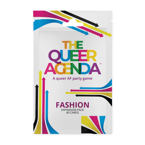 The Queer Agenda™ - Fashion