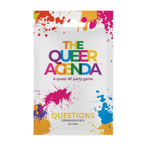 The Queer Agenda™ - Questions