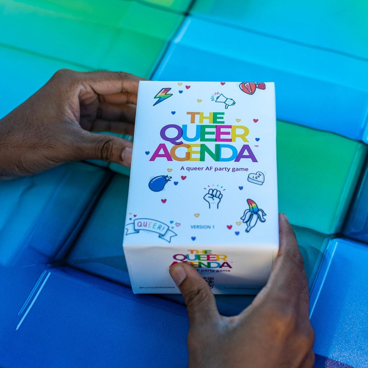 The Queer Agenda™ - Base Game