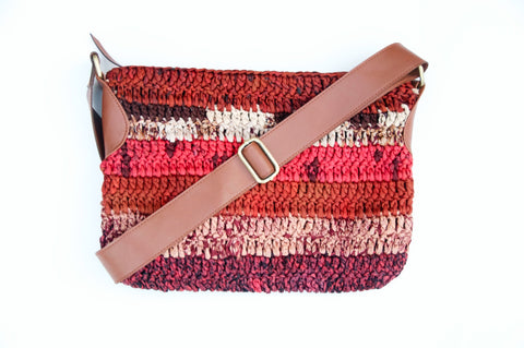 MACRAME CROSS BODY - TEJER