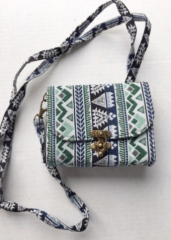 Petite Tapestry Purse- options