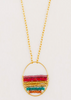 Hula Hoop Necklace- color options