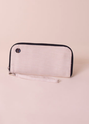Favorite Clutch- Striped