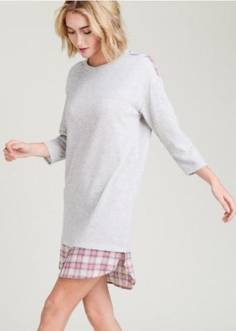 Spa Creek Tunic- Pink