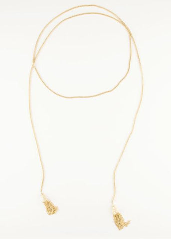 Gia Rope Necklace