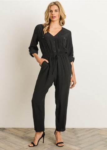 Board Room Jumpsuit