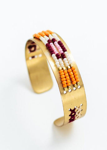 Beaded Daydreams Cuff