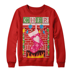 Deck The Halls Crewneck Sweatshirt