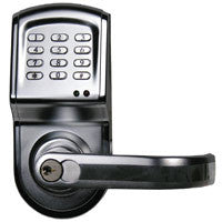 Electric Access Control Cylindrical Lockset-Linear - trinitygate - 1