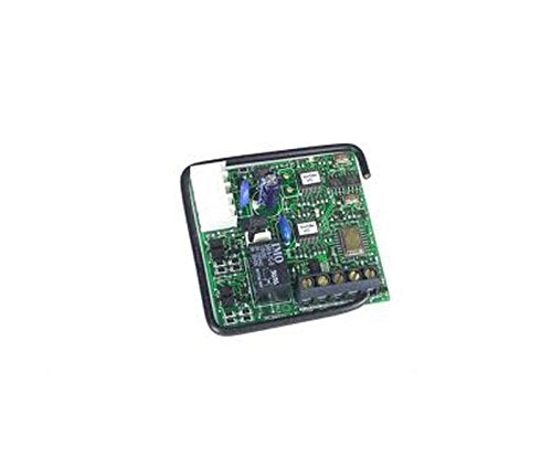RP 433RC Receiver 433 RC Plug In (RPE433H0) Rolling code. FAAC | trinitygate.com