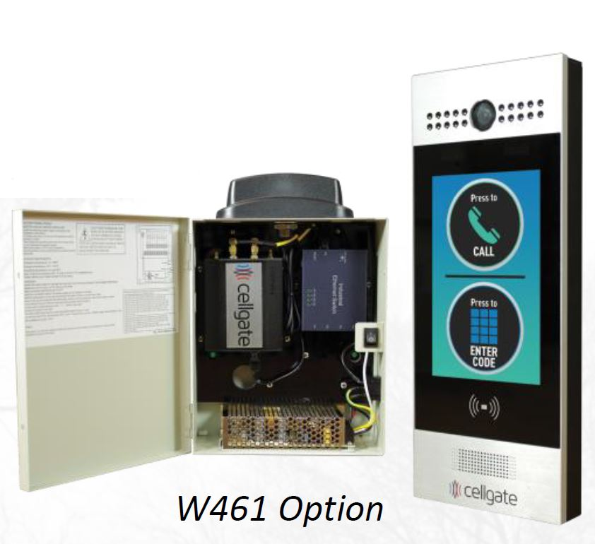 Cell Gate W461 | Watchman EVO | Surface Mount, Internal Camera | AT&T } trinitygate,.com