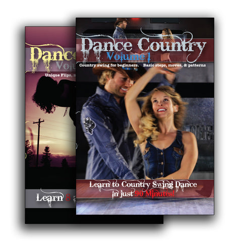 Dance Country - Complete country swing