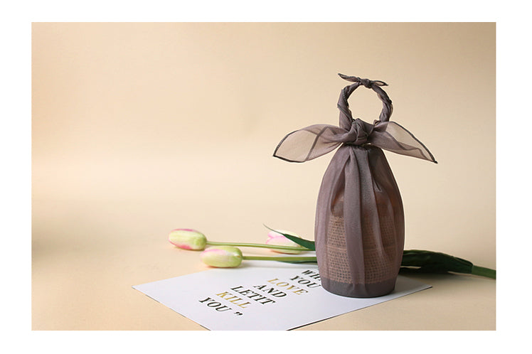 This luxury gift wrap is a great example of the Bojagi for sale we offer that's ornate and authentic.