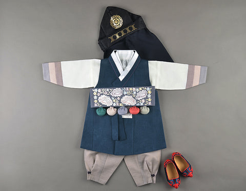 Korean Dol Hanbok for Boys