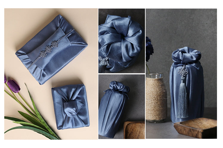 The one thing any celebration needs is a charming Korean fabric wrap to bring the party to life.