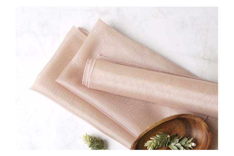 You can see the smooth texture of the reusable gift wrap and the material is great for wrapping presents of any size or shape.