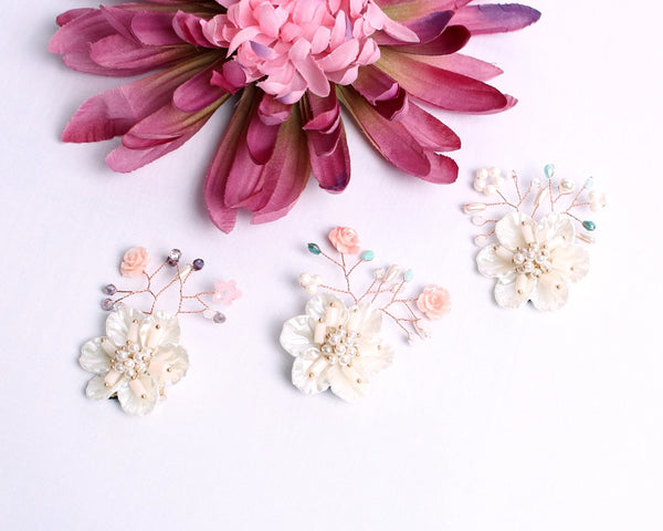 An enchanting brooch is the perfect finishing touch for any modern hanbok.