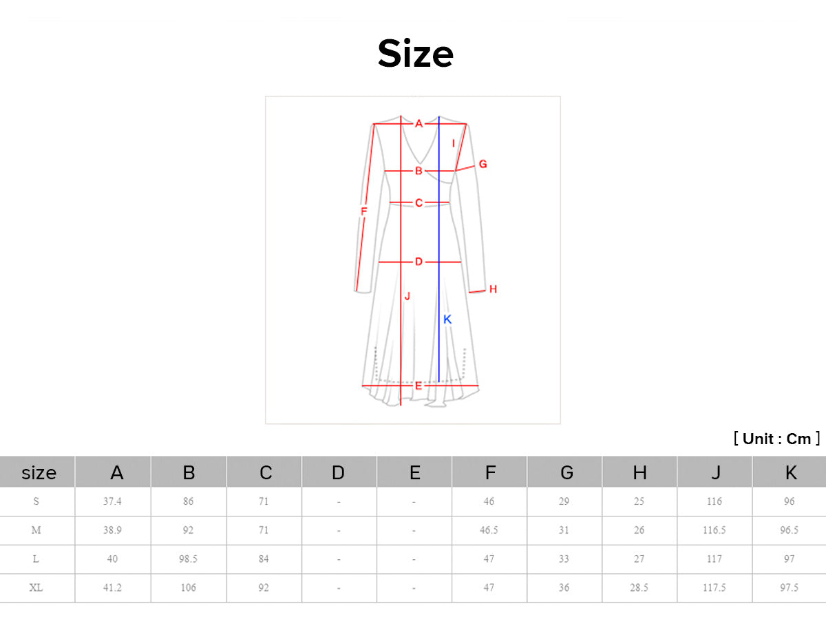 A sizing chart helps you figure out which size is best for your own body type.
