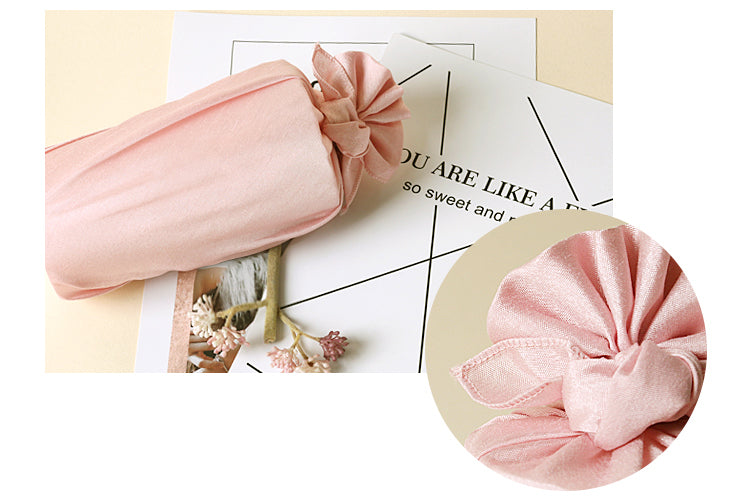 Sanguine Bojagi gift wrap can provide the picture-perfect ending for any Korean social gathering.