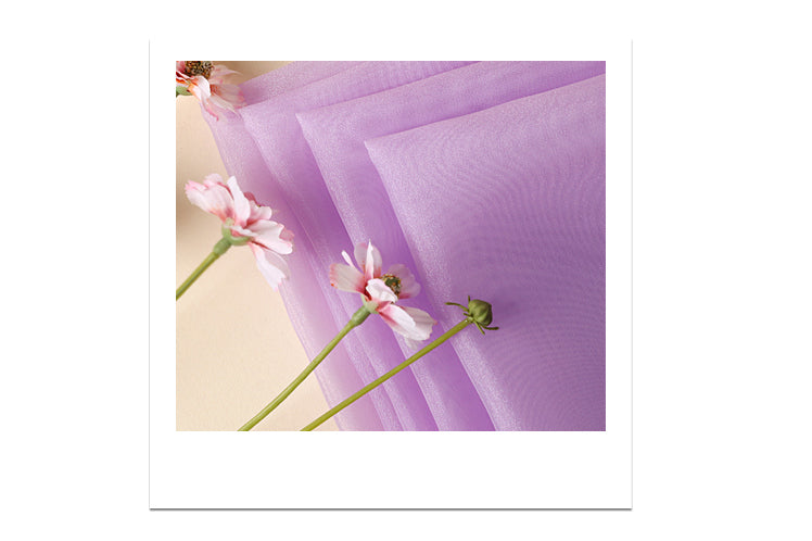 Korean Bojagi for sale in orchid is ideal for spring and summer birthdays.