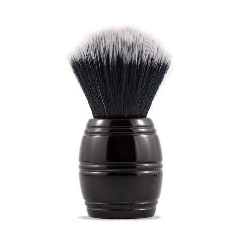 (Tuxedo) RazoRock 24 Barrel Shaving Brush - with Tuxedo Plissoft Synthetic Knot-RazoRock-ItalianBarber