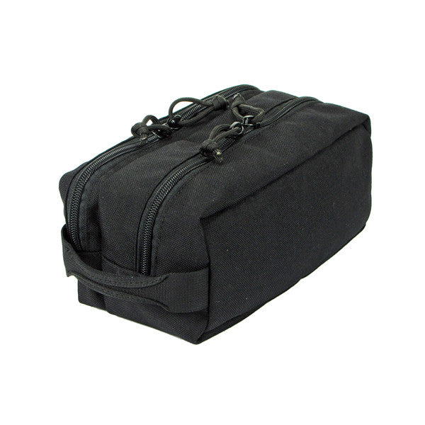 Alpha One Niner, RECON EIGHT, Compact Dopp Kit - Black - Alpha One Niner - ItalianBarber.com