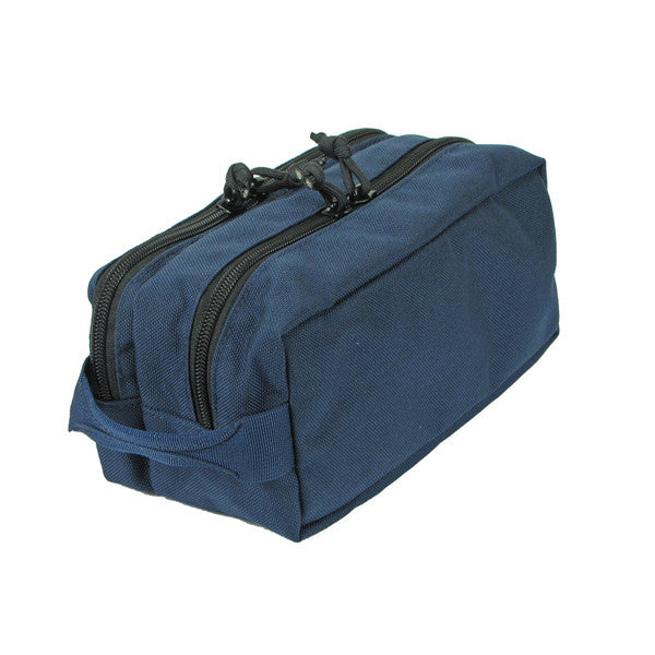 Alpha One Niner, RECON EIGHT, Compact Dopp Kit - Medium Navy - Alpha One Niner - ItalianBarber.com
