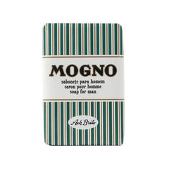 Ach Brito Mogno Body Bar Soap For Man 160g-Ach Brito-ItalianBarber