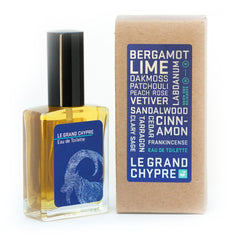 (EDT) Barrister and Mann Le Grand Chypre - Eau de Toilette-Barrister and Mann-ItalianBarber