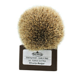 RazoRock Chubby Extra Silvertip Badger Shaving Brush - Black Handle 506 - (For Kits - CSKB)-RazoRock-ItalianBarber