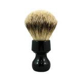RazoRock Chubby Extra Silvertip Badger Shaving Brush - Black Handle 506-RazoRock-ItalianBarber