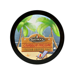 RazoRock Caribbean Holiday Shaving Soap-RazoRock-ItalianBarber