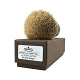 RazoRock Chubby Extra Silvertip Badger Shaving Brush - Black Handle 505-RazoRock-ItalianBarber