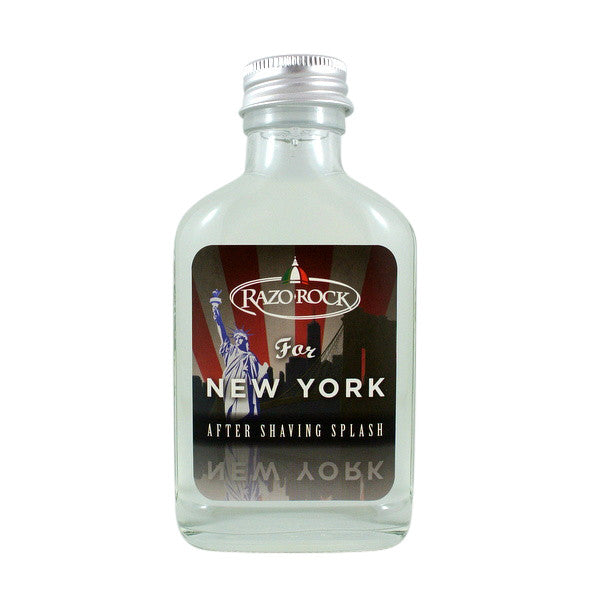 RazoRock For New York After Shaving Splash-RazoRock-ItalianBarber