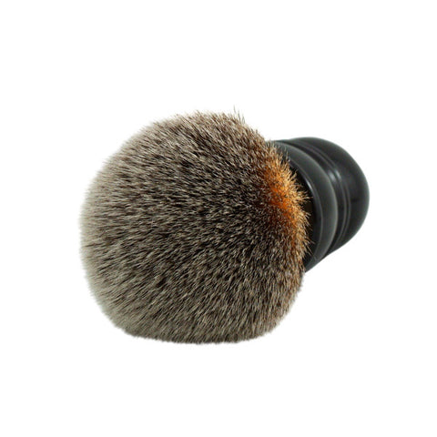 RazoRock BARBER HANDLE Plissoft Synthetic Shaving Brush - RazoRock - ItalianBarber.com - 2