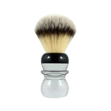 RazoRock BC Silvertip Plissoft Synthetic Shaving Brush - RazoRock - ItalianBarber.com - 1