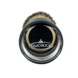 RazoRock BC Silvertip Plissoft Synthetic Shaving Brush - RazoRock - ItalianBarber.com - 2
