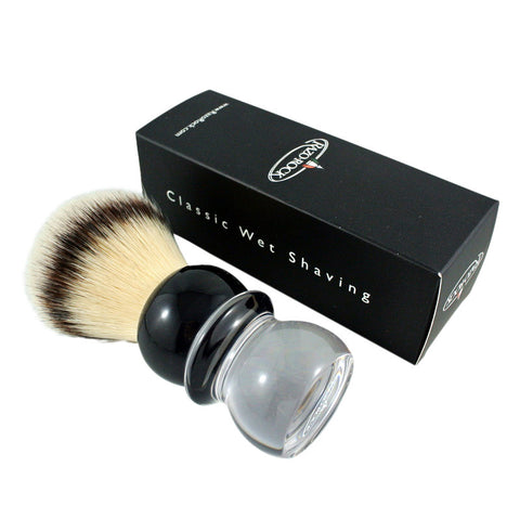 RazoRock BC Silvertip Plissoft Synthetic Shaving Brush-RazoRock-ItalianBarber