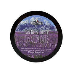 RazoRock Essential Oil of Lavender Italian Shaving Soap - RazoRock - ItalianBarber.com