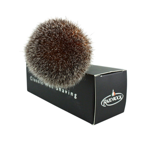 RazoRock FAUX HORN Plissoft Disruptor - Synthetic Shaving Brush-RazoRock-ItalianBarber