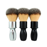 RazoRock 400 Plissoft Synthetic Shaving Brush - Silver Handle-RazoRock-ItalianBarber