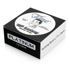 Fine Accoutrements 21st Century Shave Soap - Platinum-Fine Accoutrements-ItalianBarber