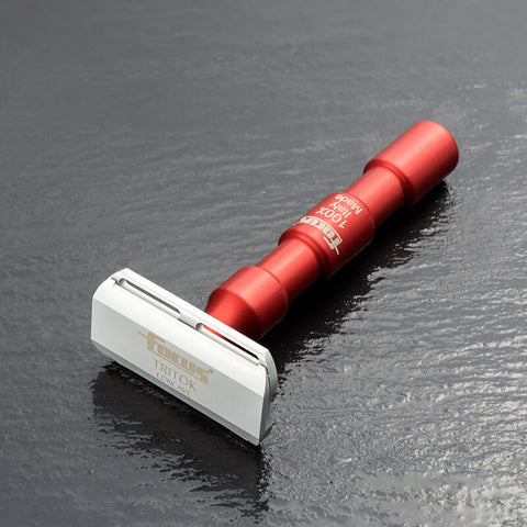 Focus Tritok Concave R52 Double Edge Safety Razor-Focus-ItalianBarber