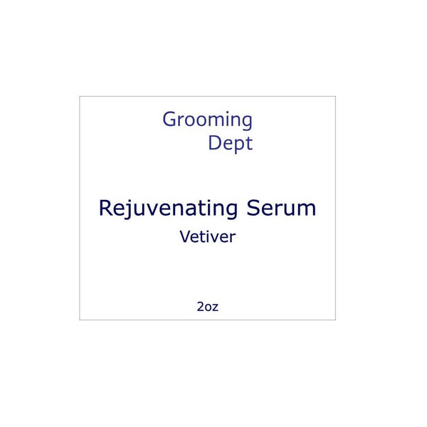 Grooming Dept Artisan Rejuvenating Post Shave - Vetiver-Grooming Dept-ItalianBarber