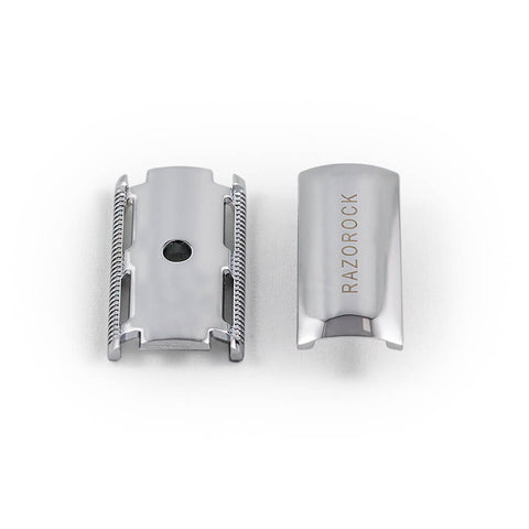 (HEAD ONLY) RazoRock DE1 Safety Razor Head-RazoRock-ItalianBarber