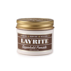 Layrite Super Hold Pomade - Layrite - ItalianBarber.com